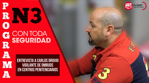 VIDEO | CON TODA SEGURIDAD | PROGRAMA N 3