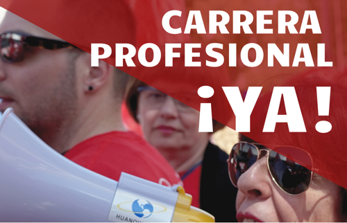 VIDEO | Sindicato Limpieza FeSMC UGT Madrid | SERMAS Carrera Profesional ¡YA!