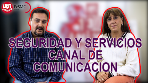 VIDEO | CANAL DE NOTICIAS DE SEGURIDAD PRIVADA (12-04-19)