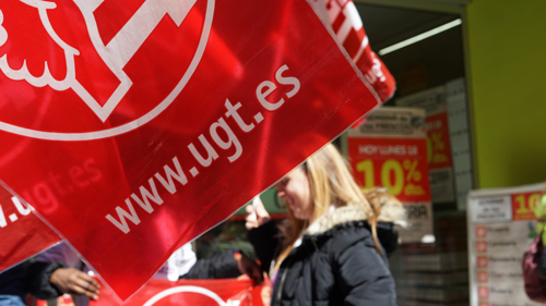 VIDEO | FeSMC UGT MADRID dice NO al ERE de las tiendas DIA