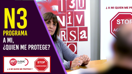 VIDEO | A MI, ¿QUIEN ME PROTEGE? | PROGRAMA N3