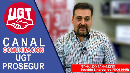 VIDEO |  CANAL DE COMUNICACION DE LA SECCION SINDICAL DE PROSEGUR